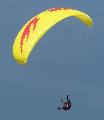 以色列APCOKARMA初级滑翔伞